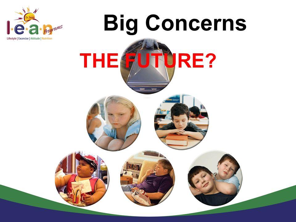 Big Concerns THE FUTURE