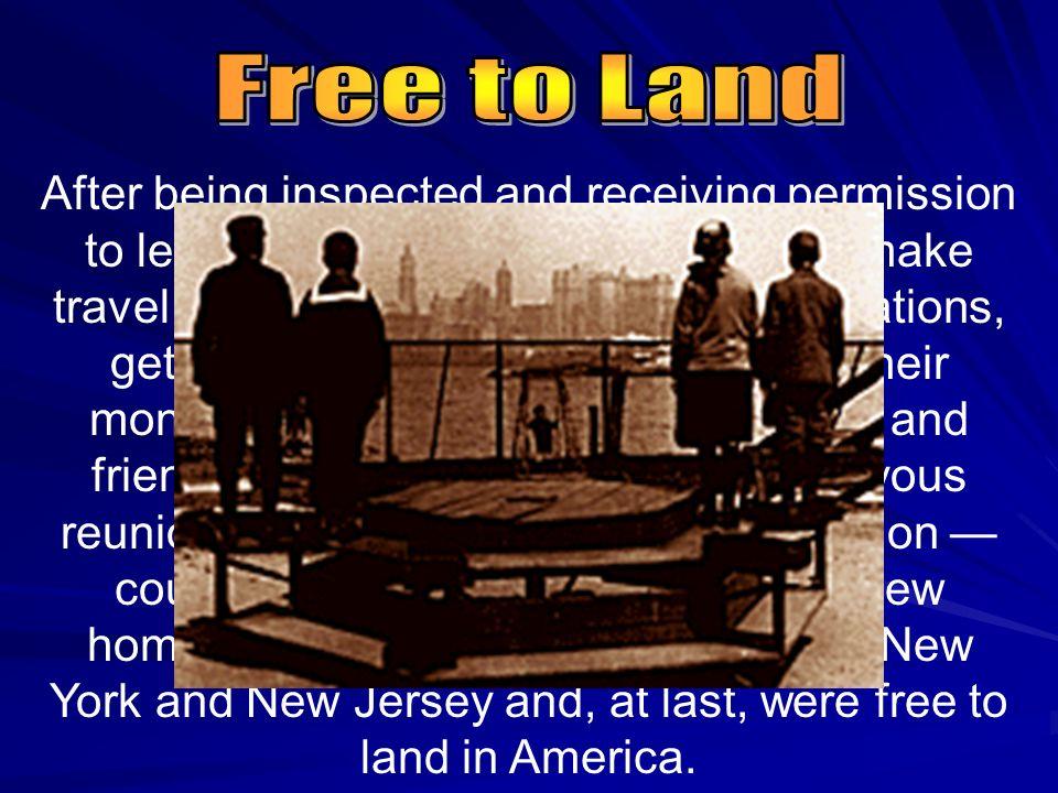 Free to Land