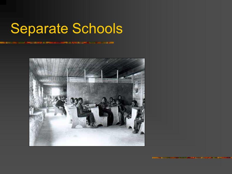 Separate Schools