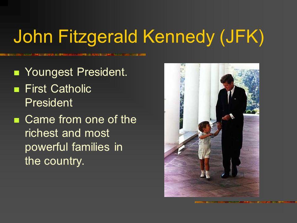 John Fitzgerald Kennedy (JFK)
