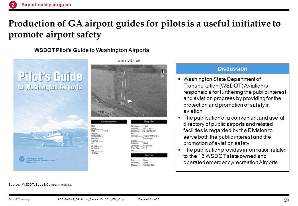 WSDOT Pilot's Guide to Washington Airports