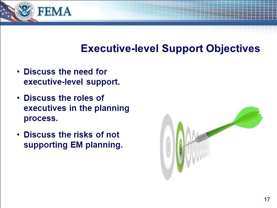 Roles of Executives in the Planning Process