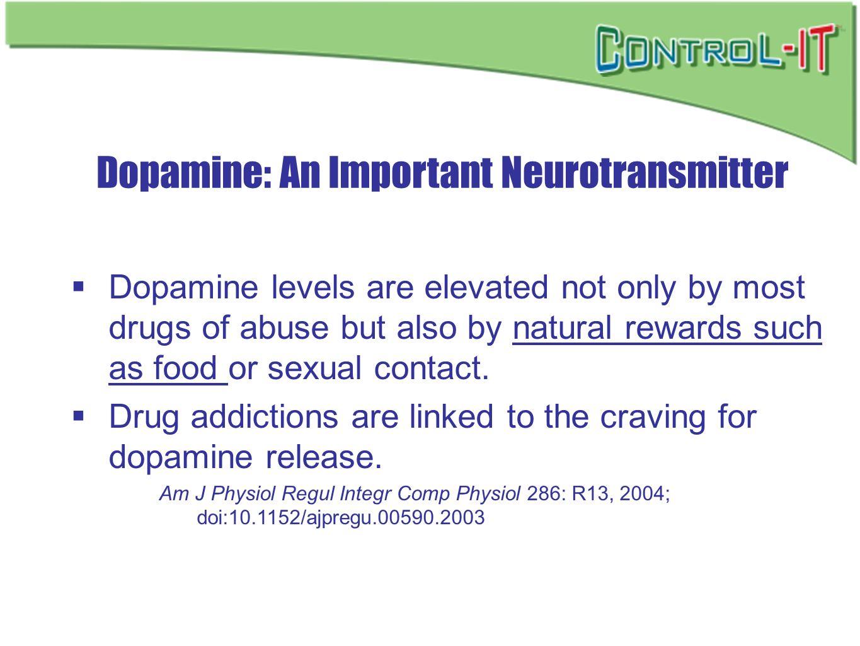 Dopamine: An Important Neurotransmitter
