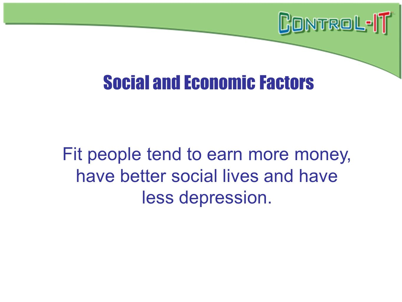 Social and Economic Factors