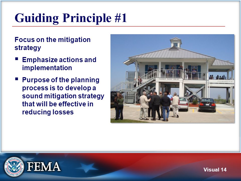 Guiding Principle #2 Review for intent as well as compliance