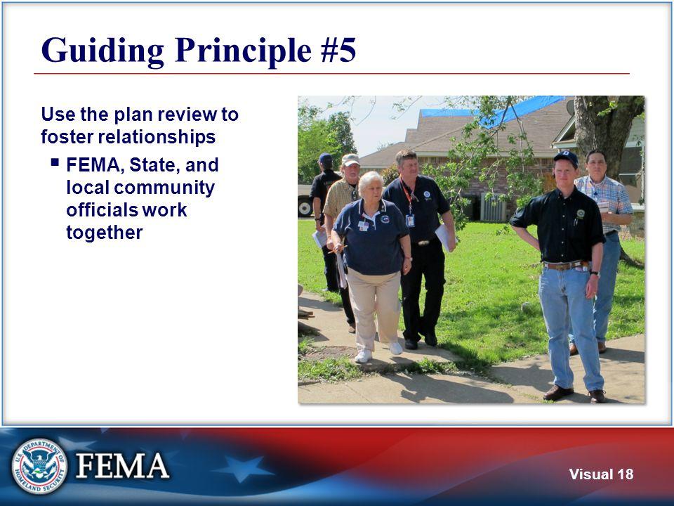 FEMA Approach
