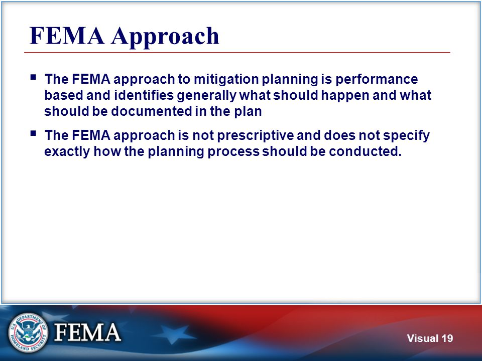 Questions Focus on the mitigation strategy