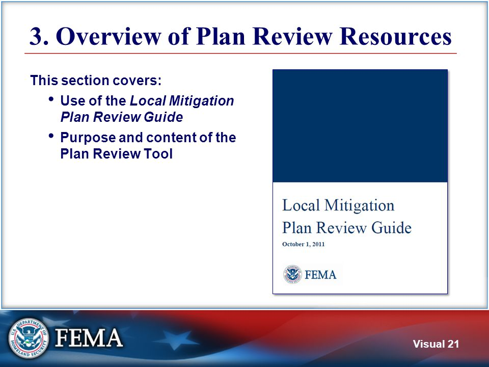 Local Mitigation Plan Review Guide