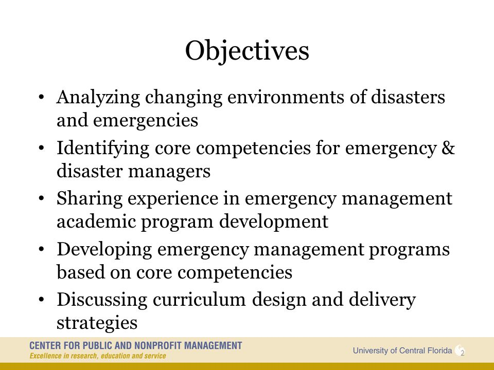 literature review emergency and disaster management homeland security Mse 5301, interagency disaster management homeland security act of 2002, post-katrina emergency management reform act conduct a literature review of federal acts and directives that define the roles and responsibilities of disaster response.