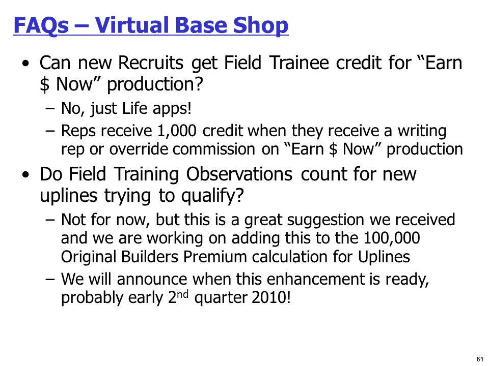 FAQs – Virtual Base Shop