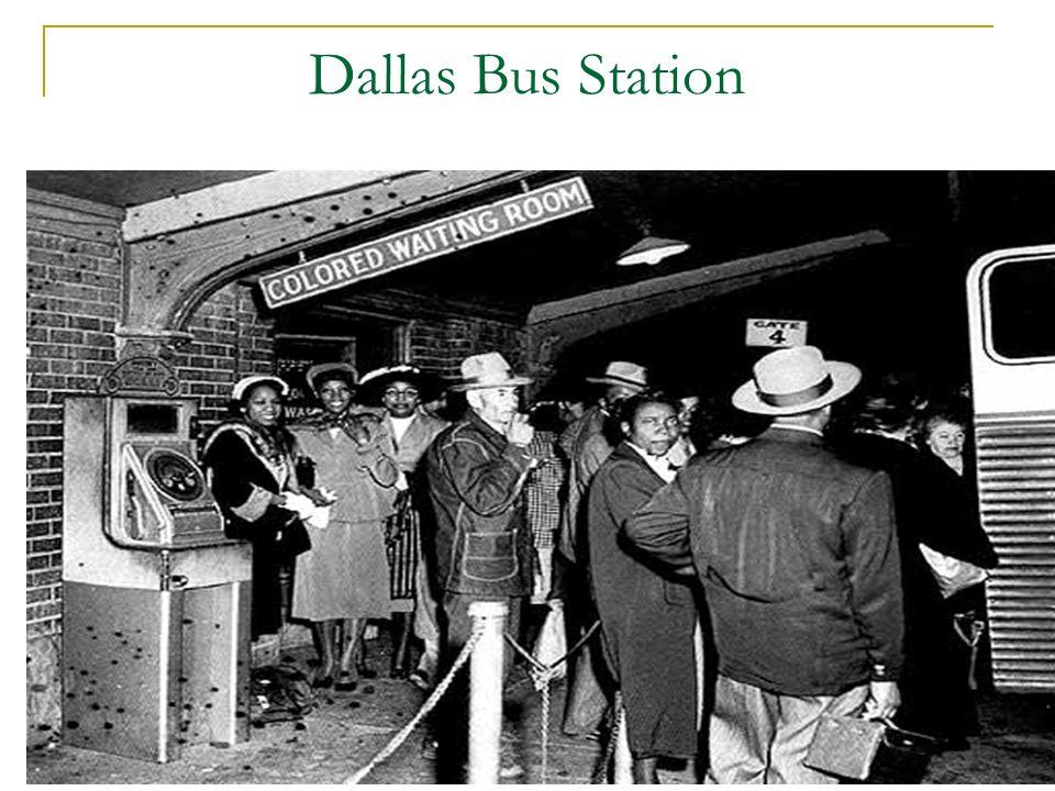 Dallas Bus Station