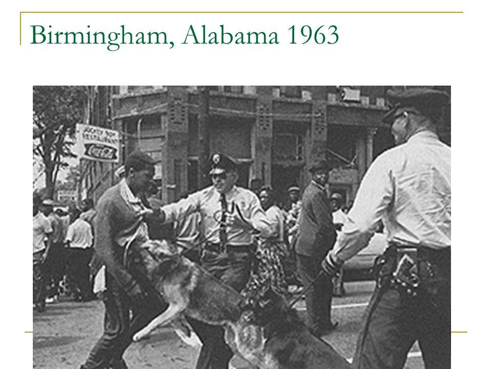 Birmingham, Alabama 1963