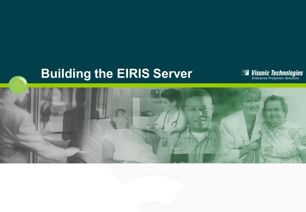 Building the EIRIS Server