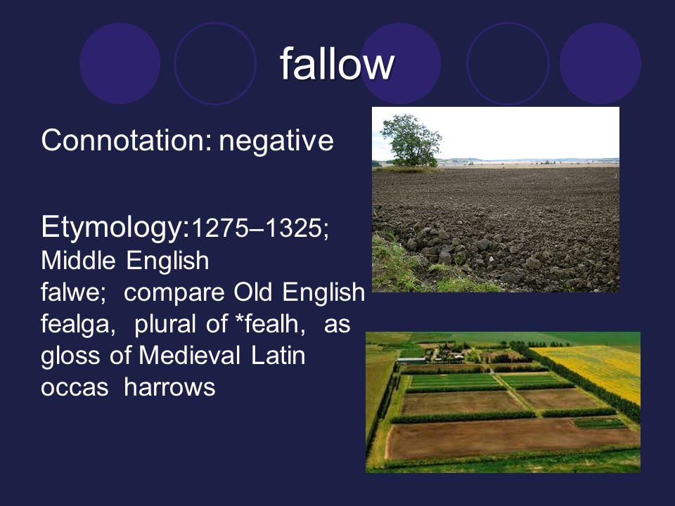 fallow