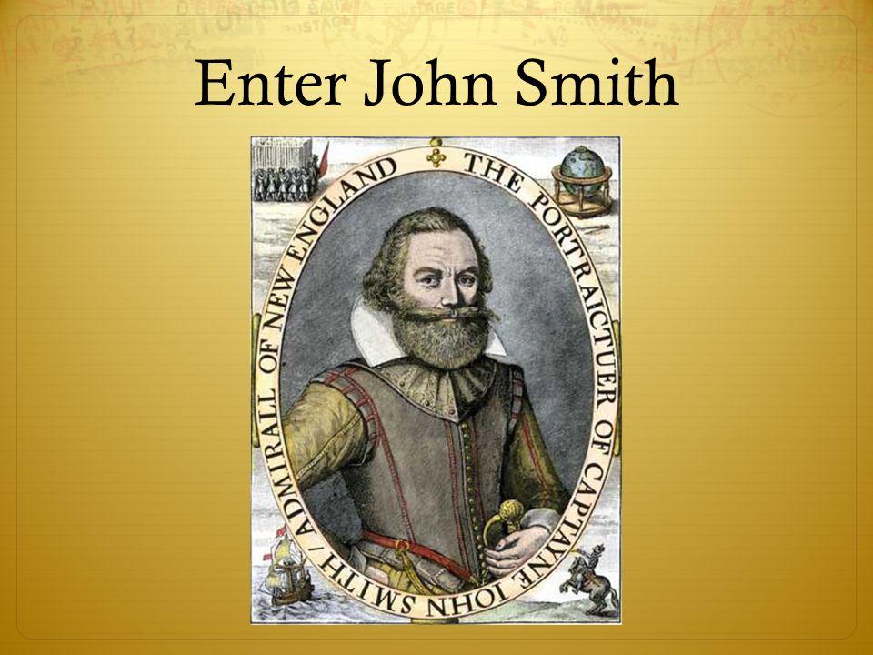 Enter John Smith