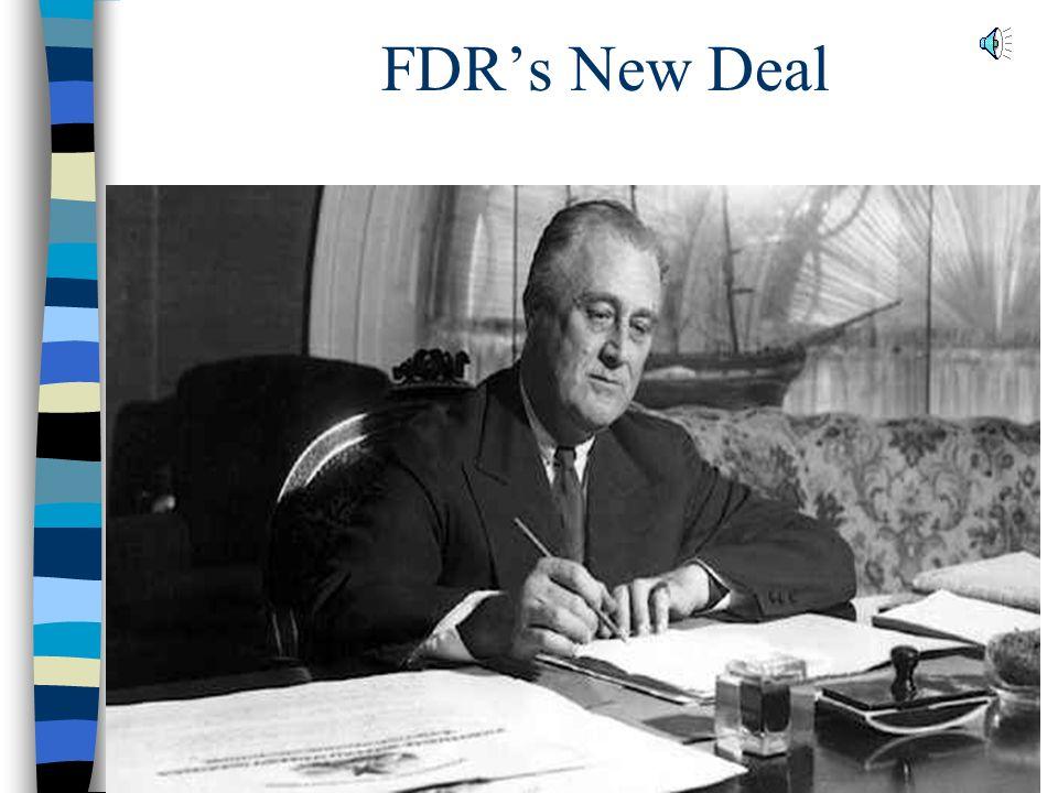 FDR's New Deal