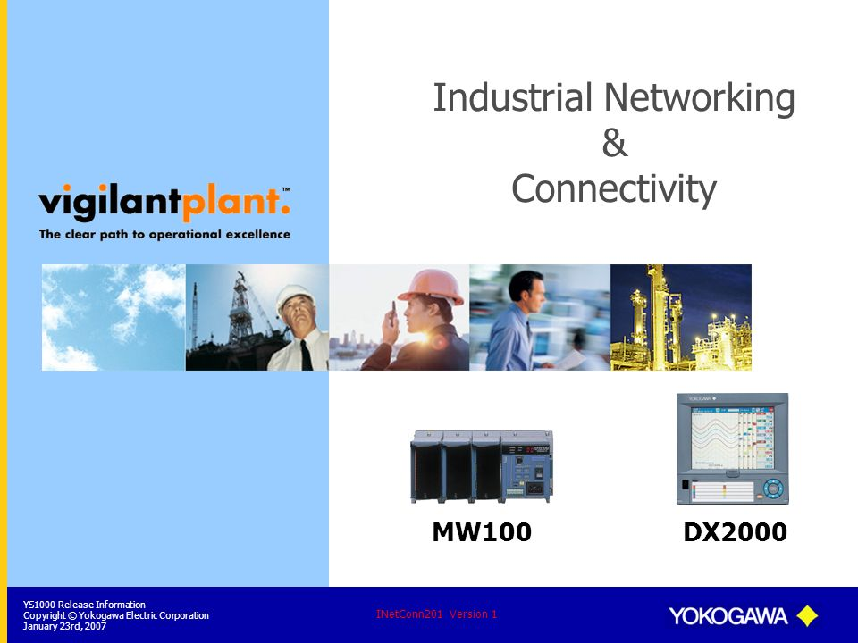 Industrial Networking & Connectivity