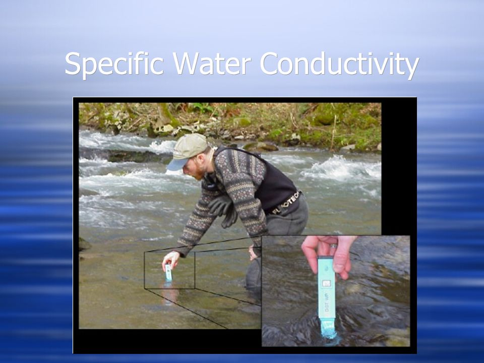 Specific Water Conductivity