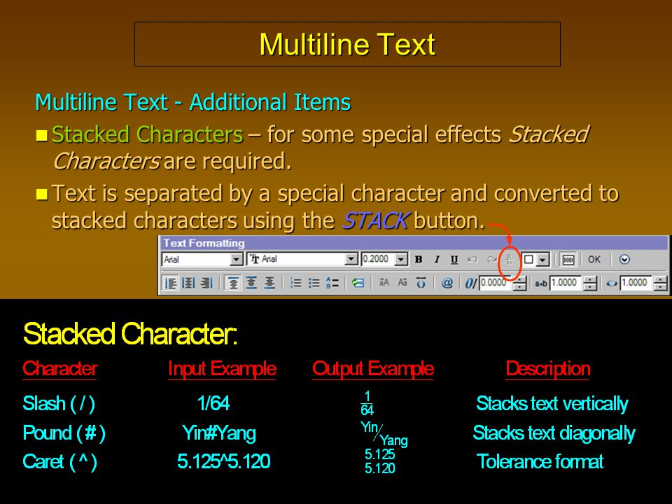 Multiline Text Multiline Text - Additional Items