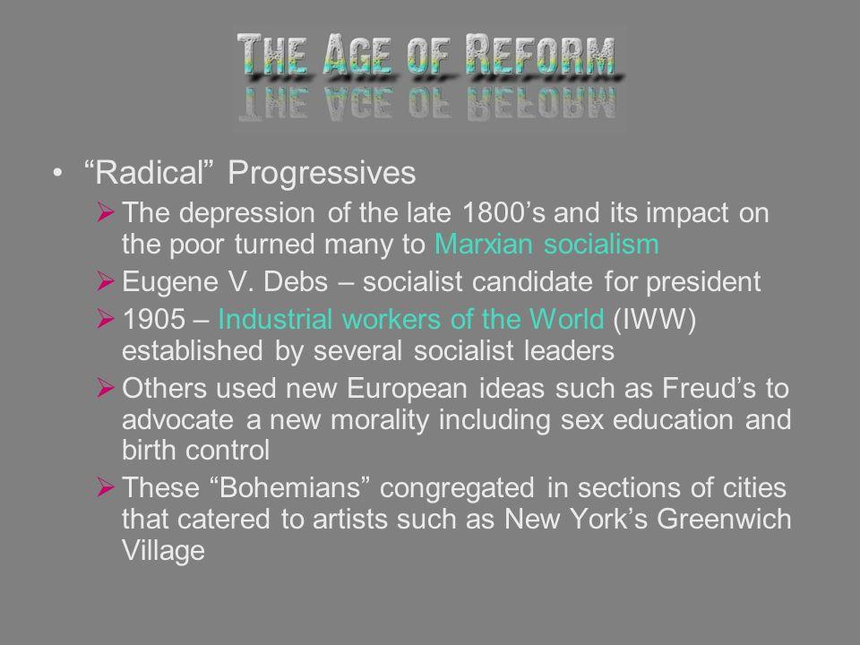 Radical Progressives