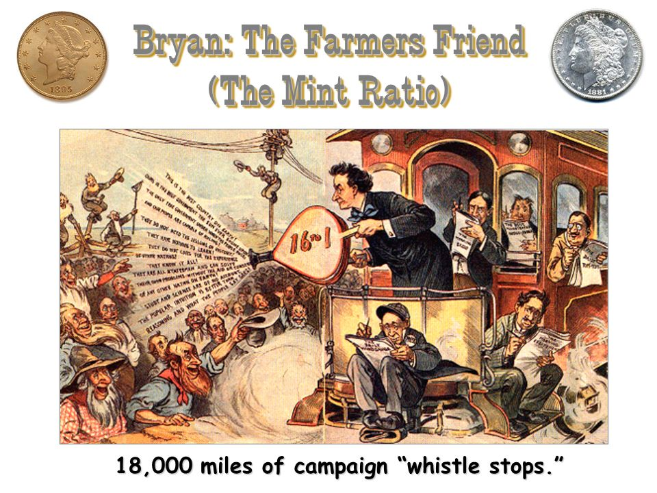 Bryan: The Farmers Friend (The Mint Ratio)