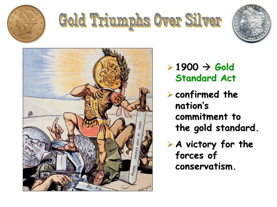 Gold Triumphs Over Silver