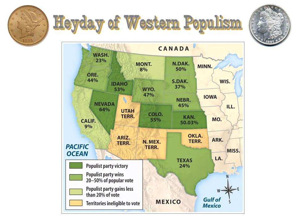 Heyday of Western Populism