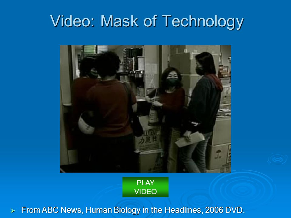 Video: Mask of Technology