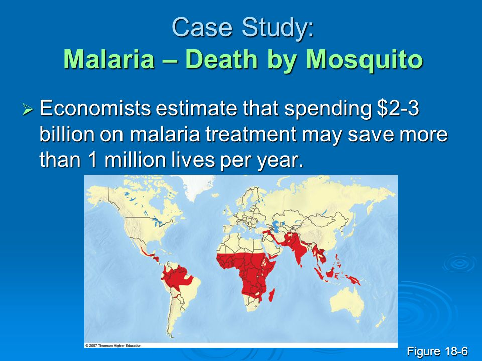 Case Study: Malaria – Death by Mosquito