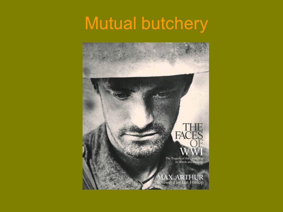 Mutual butchery