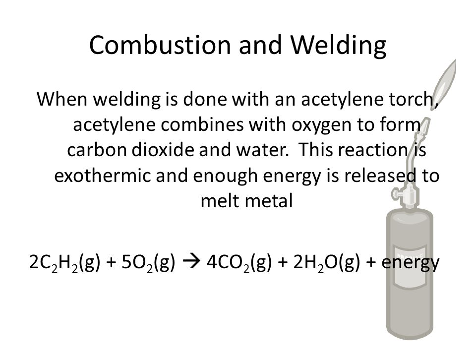 Combustion and Welding