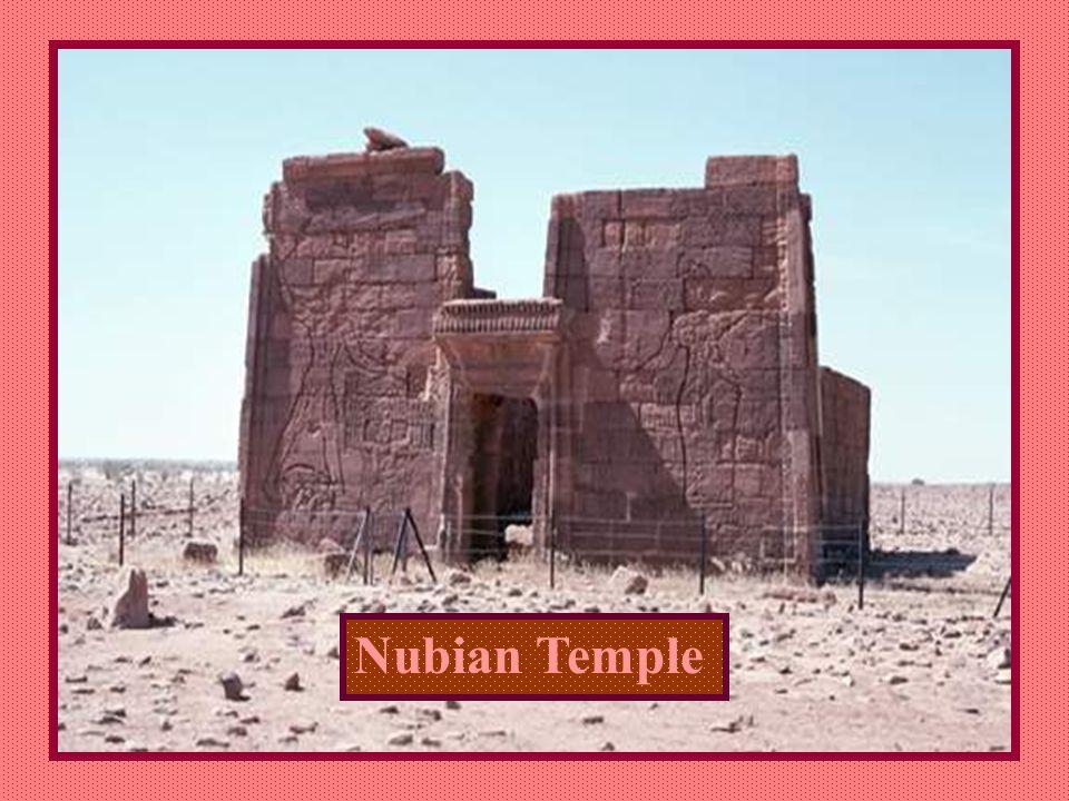 Nubian Temple