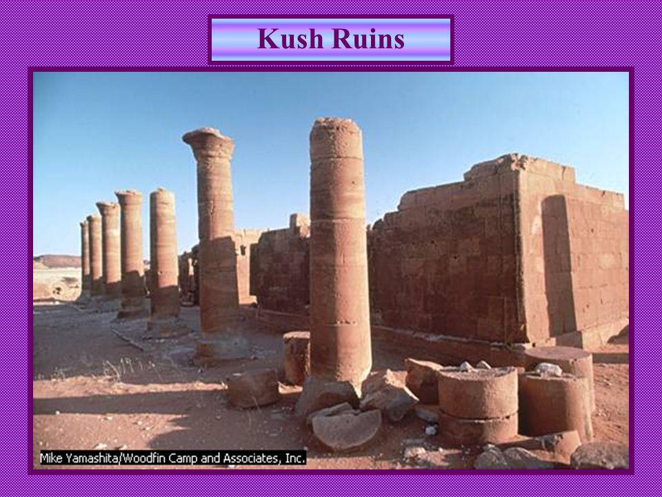 Kush Ruins
