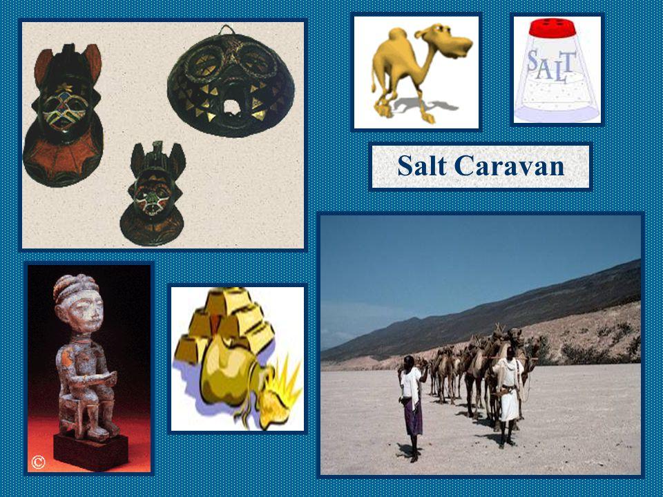 Salt Caravan