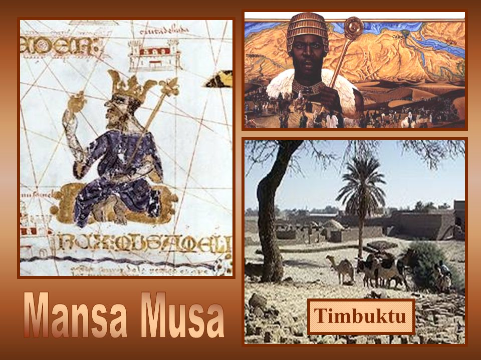 Mansa Musa Timbuktu