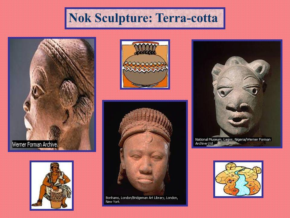 Nok Sculpture: Terra-cotta