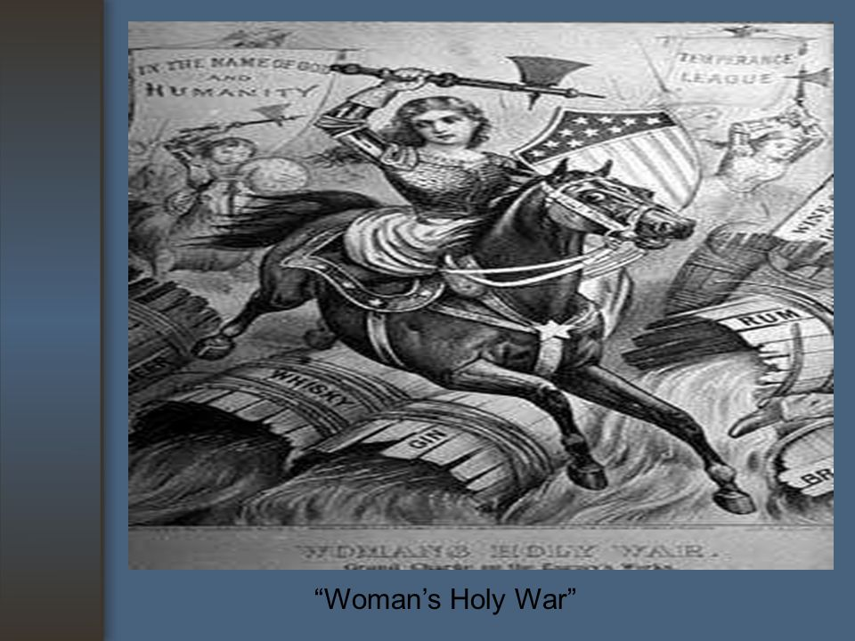 Woman's Holy War