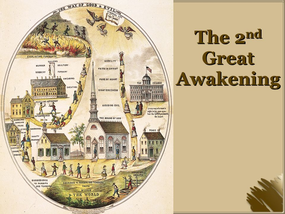 The 2nd Great Awakening