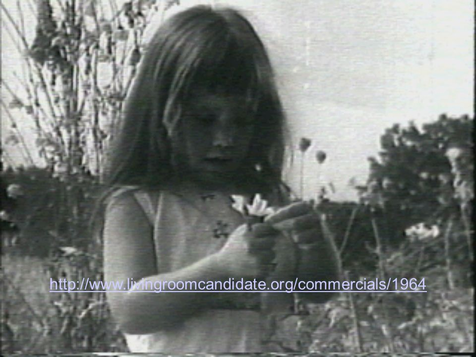 http://www.livingroomcandidate.org/commercials/1964