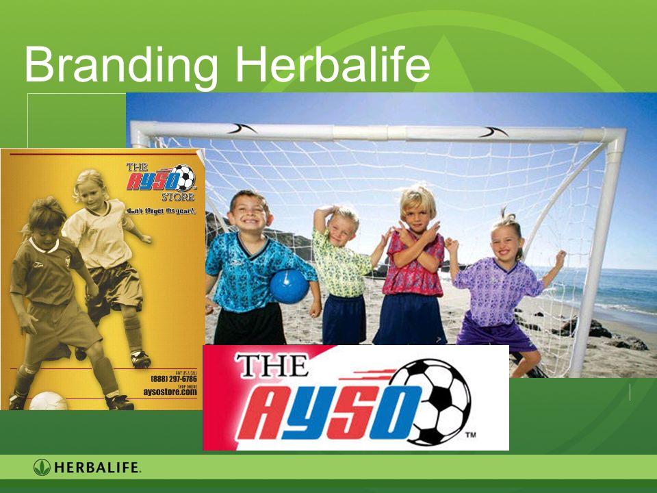 Branding Herbalife