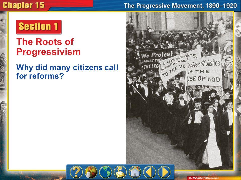 The Roots of Progressivism