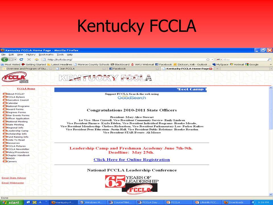 Kentucky FCCLA