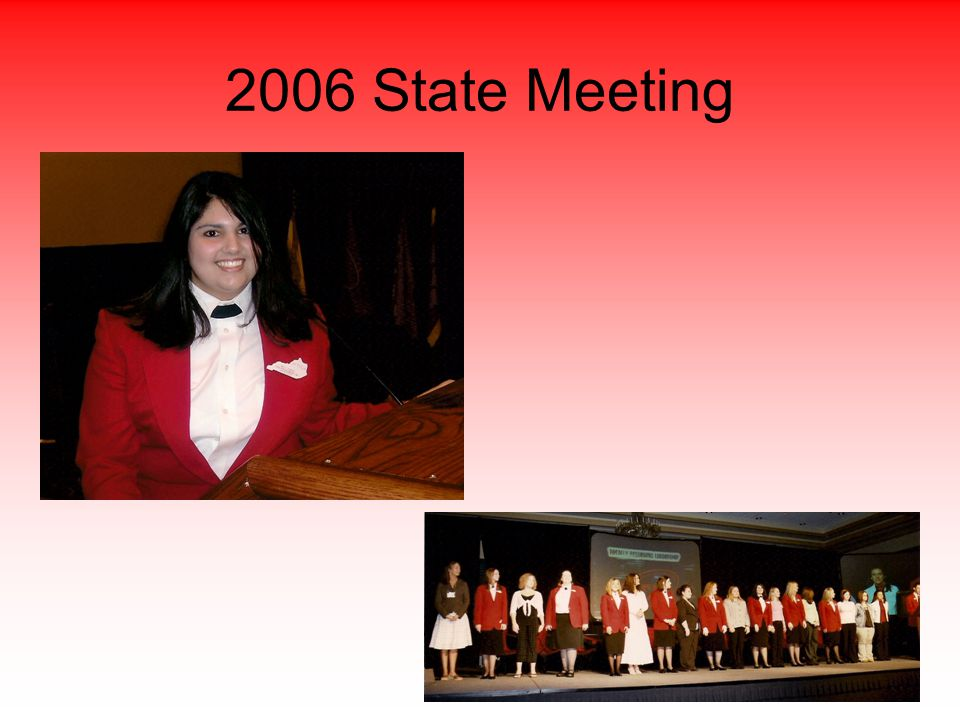 2006 State Meeting