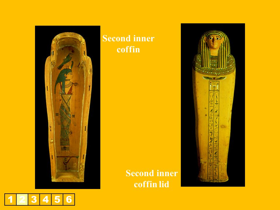 Second inner coffin lid