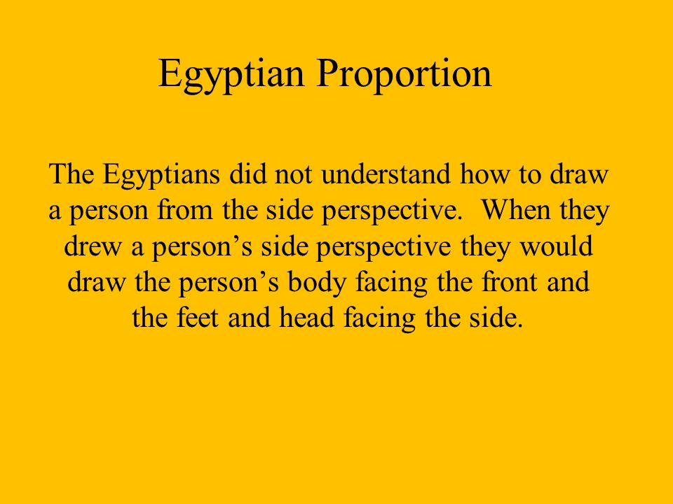 Egyptian Proportion