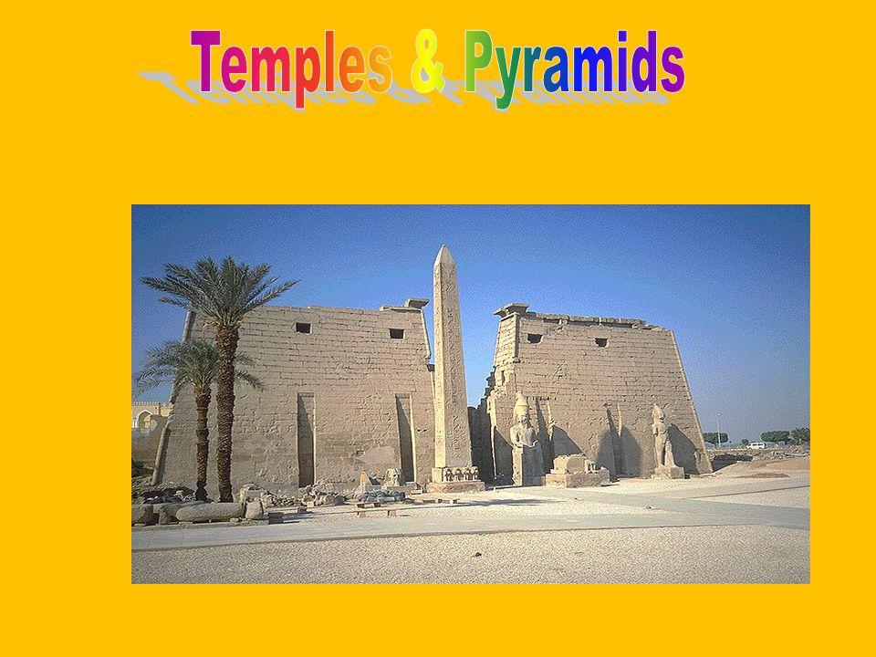 Temples & Pyramids
