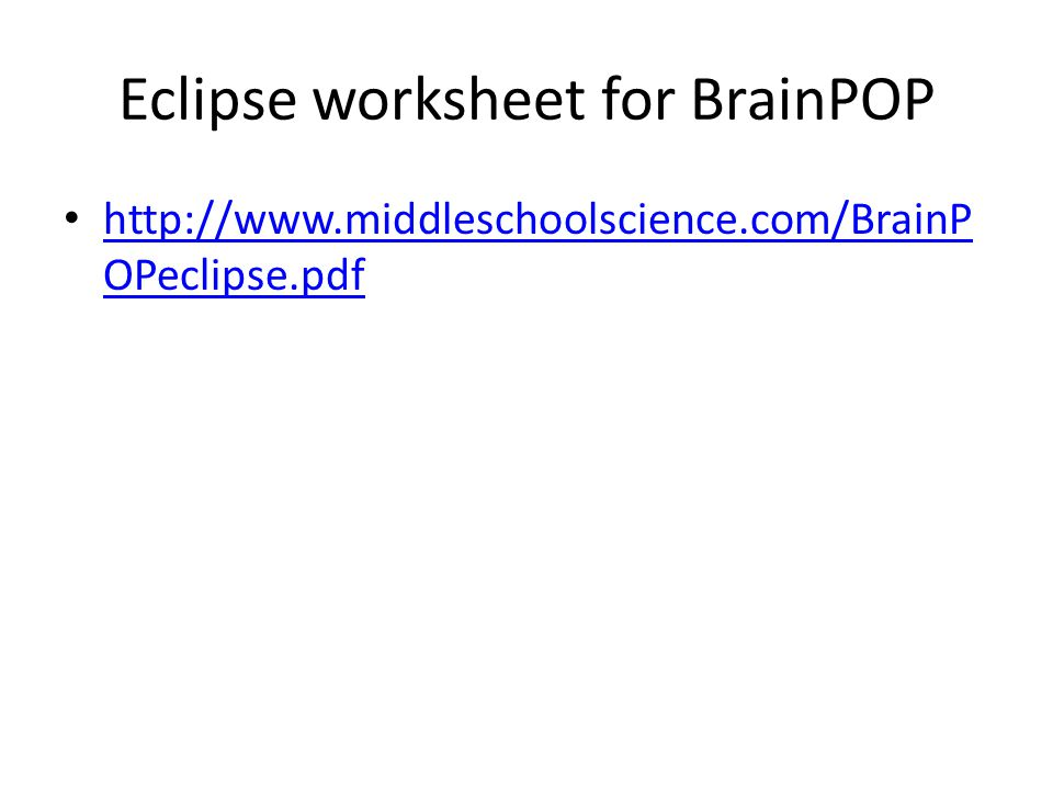 Solar eclipse worksheet by Chemsurfer - Teaching Resources - Tes