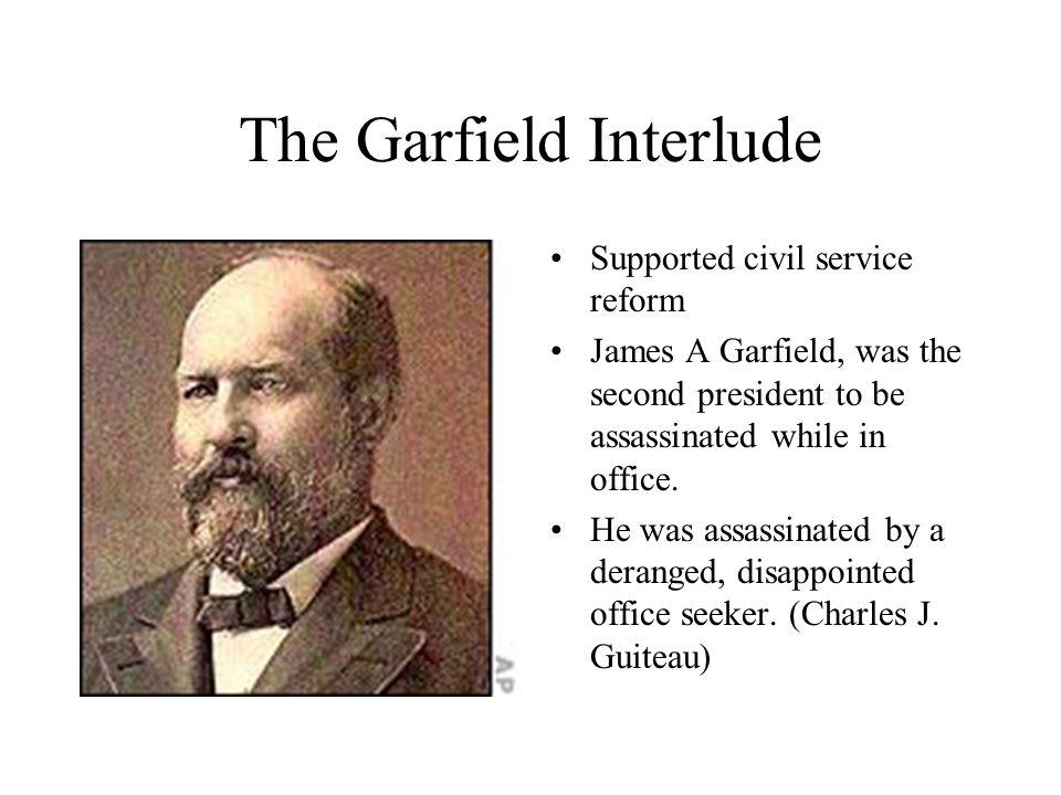The Garfield Interlude