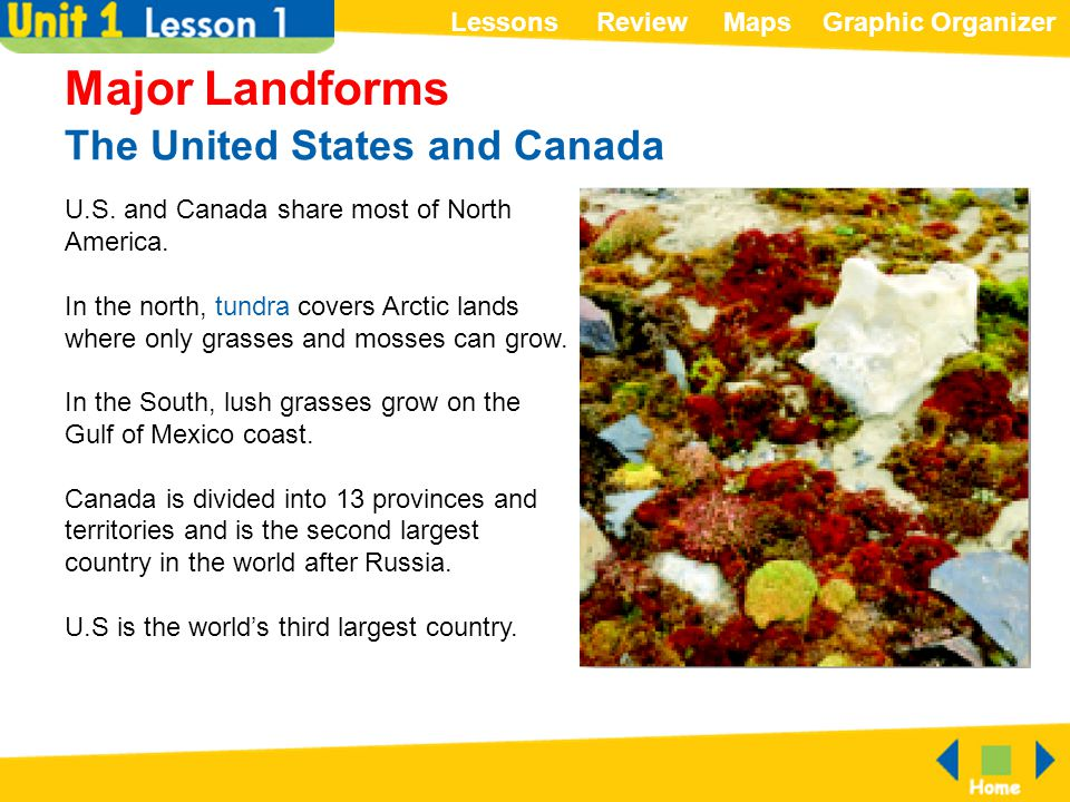 Unit United States And Canada Geography Ppt Video Online Download - Landforms of the united states