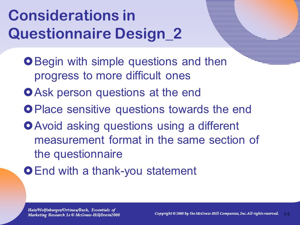 Considerations in Questionnaire Design_2